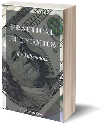 Book Cover : Practical Economics for Millennials
