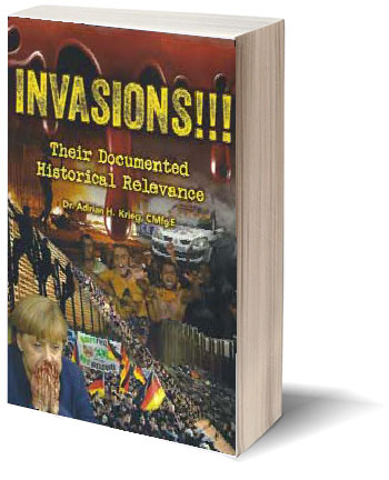 book - Invasions Their Documented Historical Relevance