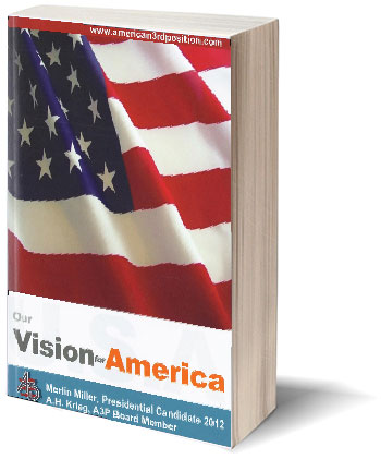 Vision For America Book
