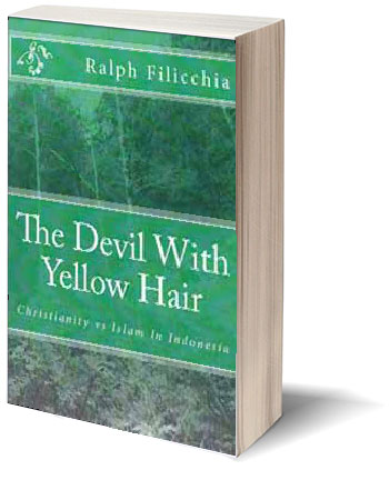 The Devil With Yellow Hair Book