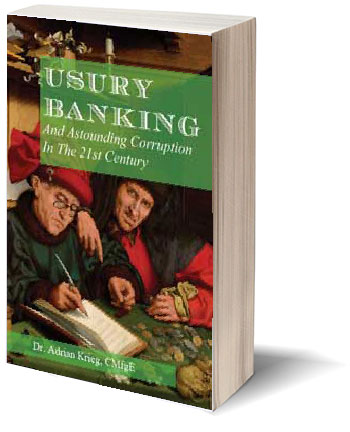 Book - Ursury Banking, and astonunding corrpution in the 21st century