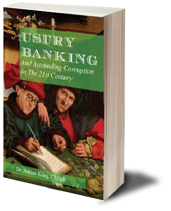 book - Usury Banking and Astounding Corruption